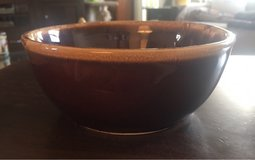 Brown Drip McCoy Bowl in Joliet, Illinois