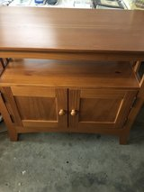 TV cabinet small in Glendale Heights, Illinois