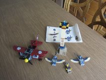 Lego Pharaoh's Quest Flying Mummy Attack 7307 in Yorkville, Illinois