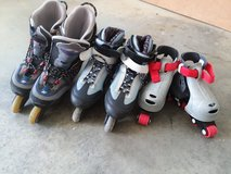 Roller skates for the whole family in Fort Rucker, Alabama