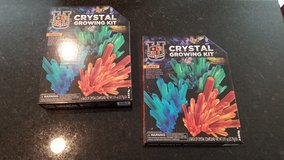 2 Crystal Growing Kits NEW in Chicago, Illinois