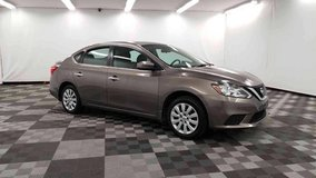 2017 Nissan Sentra SV , AUTOMATIC, A/C, Multimedia, Bluetooth, Back up Camera, Low Miles!! in Ramstein, Germany
