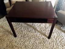 Simple wood table just $10 in Joliet, Illinois
