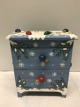 Blue Christmas 2-Drawer Chest of Drawers in Elizabethtown, Kentucky
