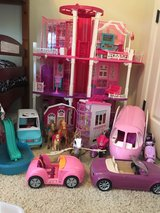 Various Barbie Toys in Fort Rucker, Alabama