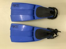 Fins, US Divers, Medium, Very Good Condition in Wiesbaden, GE