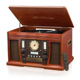 Victrola Antique Radio/Record Player/Blutooth in Fort Knox, Kentucky