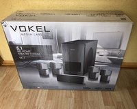 Vokel Media Labs 5.1 HD Home Theater System - Vokel VK-7 in Joliet, Illinois