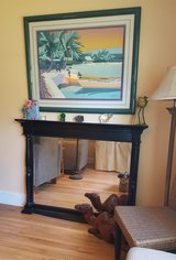 FAUX FIREPLACE MIRROR-ENLARGE YOUR SPACE in Beaufort, South Carolina