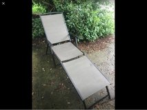 Patio Lounge Chair - Foldable in Glendale Heights, Illinois