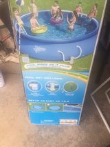 16 feet x 42 inches pool with filter  brand new never been opened and still on box in Glendale Heights, Illinois