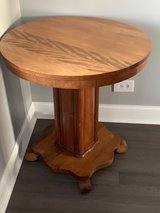 Antique Accent Table in Joliet, Illinois
