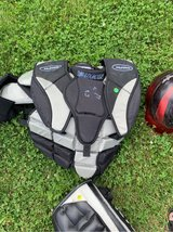 goalie chest protector in St. Charles, Illinois