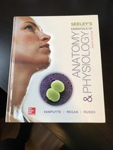 Seeley's Essentials of Anatomy and Physiology in Stuttgart, GE