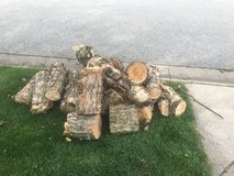 Firewood in Glendale Heights, Illinois