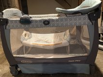 Graco  Pack and Play in Fort Leonard Wood, Missouri