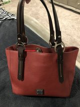 Dooney & Bourke Becket Leather North/South Skylar Tote in Fort Knox, Kentucky