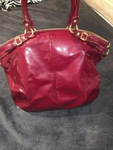 Coach Madison Patent Leather Sophia in Orchid in Fort Knox, Kentucky