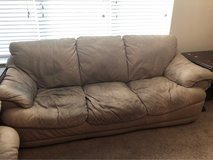Leather Couch-FREE!' in The Woodlands, Texas