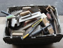 COME AND DIG THRU A TUB OF  KNIVES FOR  PLASTER, CEMENT, CERMAIC ) in St. Charles, Illinois