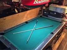 Pool Table and accessories in Kingwood, Texas