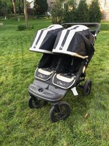 Jogging Stroller for Two (REDUCED) in Aurora, Illinois