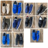 Cristiano Ronaldo Leather Suede men's shoes in Wiesbaden, GE