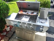 BRAND NEW STAINLESS STEEL GRILL 5 BURNER NEXGRILL in Westmont, Illinois