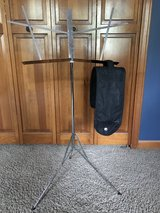 Folding music stand in Glendale Heights, Illinois