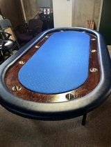 Poker Table! in Orland Park, Illinois
