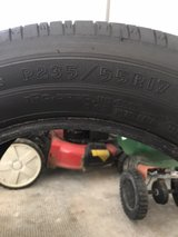 P235/55R7 Tire in Ramstein, Germany