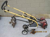 SMALL TILLER & 3 WEED TRIMMERS in Fort Campbell, Kentucky