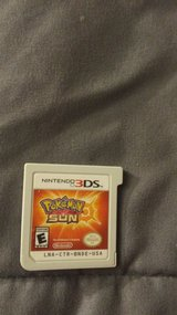 Pokemon 2DS game in Yucca Valley, California