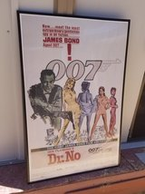 007 Movie Poster in 29 Palms, California