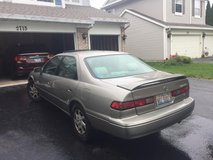 1998 Toyota Camry v6 XLE, 4 door sedan automatic in Glendale Heights, Illinois