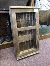 Rustic Key Box in Elgin, Illinois