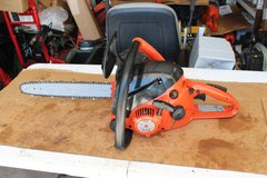 Dolmar PS34 chainsaw in Byron, Georgia