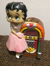 Betty Boop Collectible Bank in Cleveland, Texas