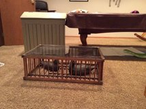 Chicken coop coffee table in Westmont, Illinois