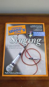 The Complete Idiot's Guide to Singing with Audio CD in Glendale Heights, Illinois