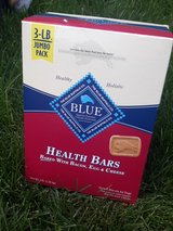 3lb Blue Buffalo dog biscuits in Naperville, Illinois