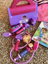Doc McStuffins play set in Fort Campbell, Kentucky