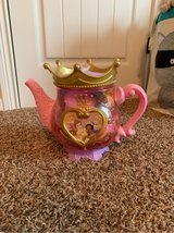 Princess Tea party set in Fort Campbell, Kentucky