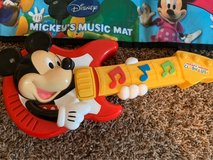 Mickey Mouse clubhouse musical instruments in Fort Campbell, Kentucky