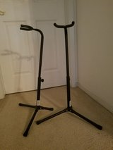 Guitar stands in Kingwood, Texas