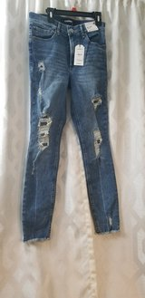 Ankle legging high rise jeans in Chicago, Illinois
