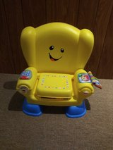 Fisher Price Laugh & Learn Stages Chair in Orland Park, Illinois