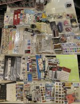 Giant Lot of Scrapbooking Supplies in Houston, Texas