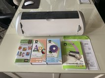 Cricut Expression with 3 Cartridges in Houston, Texas