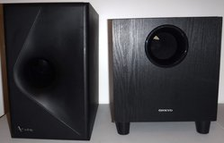 Infinity -OR- Onkyo Passive Subwoofer ~$20 EACH in Orland Park, Illinois